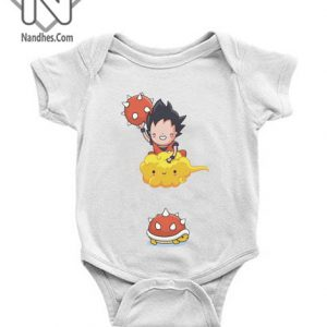 Stop Saiyan This Is Wrong Baby Onesie