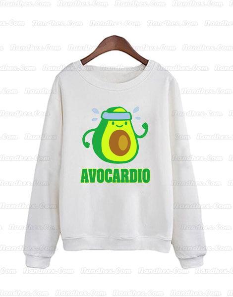 Avocardio-Racerback-Sweatshirts