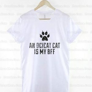 Cute-Ocicat-Cat-Breed-T-Shirt