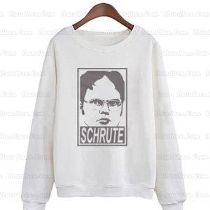 Dwight-Schrute-Obey-Sweatshirts