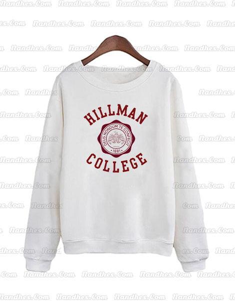Hillman-College
