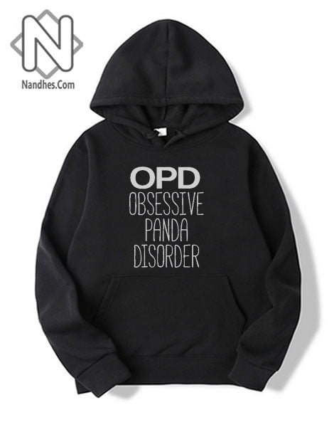 OPD-Obsessive-Panda-Disorder