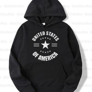 United-States-of-America---4th-of-July Hoodie
