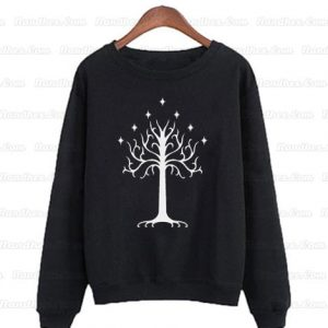 White-Tree-of-Gondor-T-Shirt-the-lord-of-the-rings-Sweatshirts