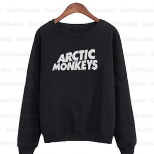 Arctic Monkeys Logo Sweatshirt