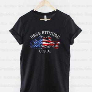 Bass Attitude USA Logo
