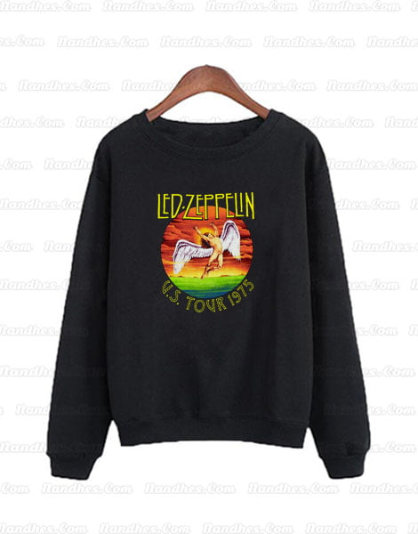 Led Zeppelin US Tour 1975 Sweatshirt