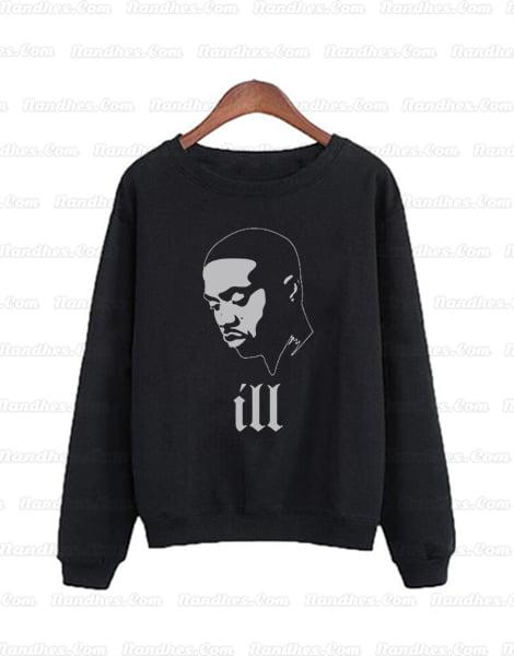 Nasir Ill Sweatshirts