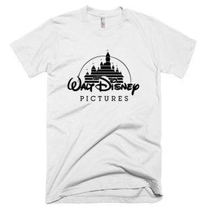 Walt Disney Pictures T Shirt