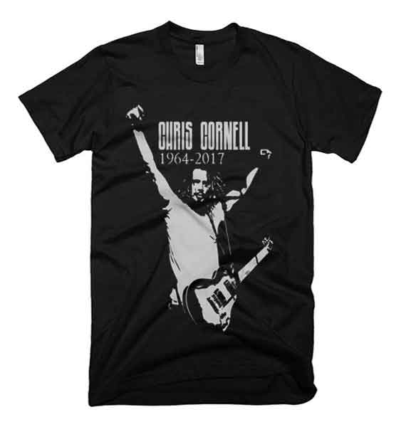 Chris-Cornell-1964-2017-T-Shirt