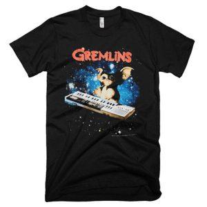 Gremlins Gizmo Keyboard T Shirt