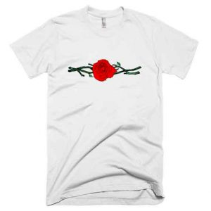 Twigs-Rose-T-Shirt