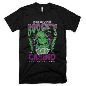 The Nightmare Before Christmas Oogie Boogie's Casino