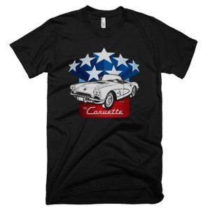 American Classic Corvette T Shirt