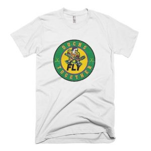 Mighty Ducks Ducks Fly Together Tshirt