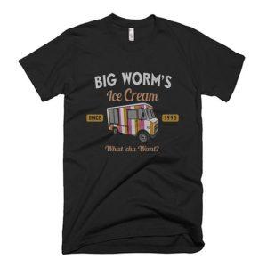 Big Worm's Ice Cream