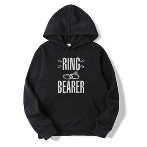 Ring bearer Hoodie