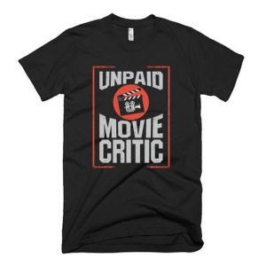 Unpaid Movie Critic