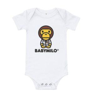 Baby Milo Bape