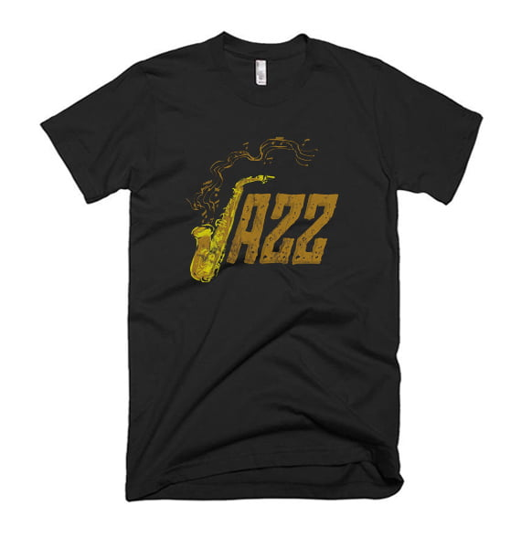 Saxophone Day Jazz Music T Shirt
