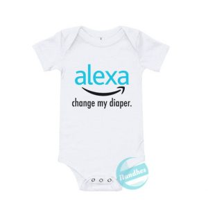 Alexa Change My Diaper