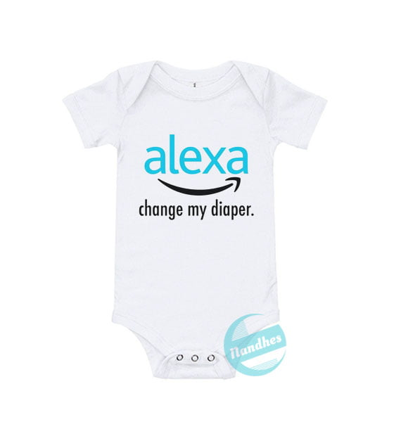 Alexa Change My Diaper