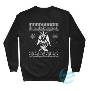 Baphomet Ugly Sweatshirts