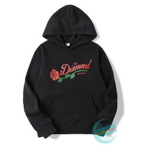 Diamond Rose Supply Co Hoodie