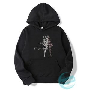 For the glory of Mankind Hoodie