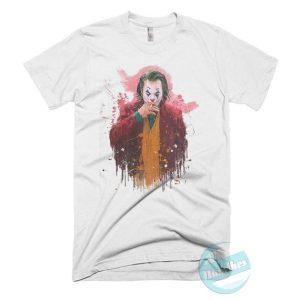 Joker Movie Art T Shirt