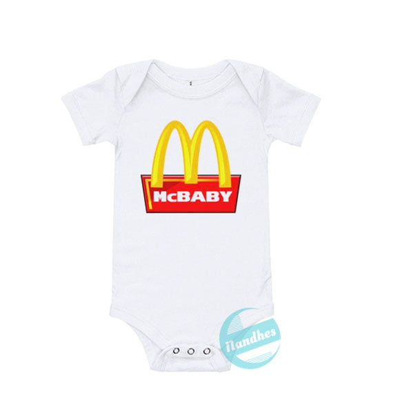 Mc Baby Gerber Baby Onesie