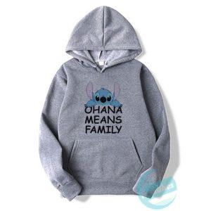 Ohana Means Family Hoodie