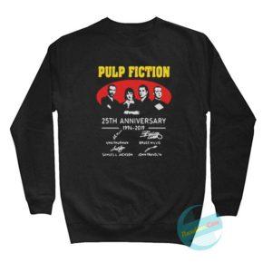 Pulp Fiction 25th Anniversary Sweatshirts
