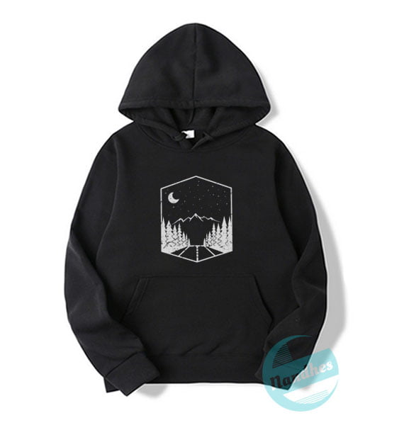 Road To Nowhere Hoodie