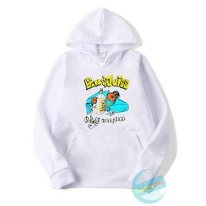 Snoop Dogg Gin and Juice Washed Hoodie