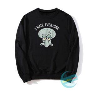 Squidward Sweatshirts