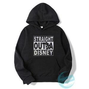 Straight Outta Disney Hoodie
