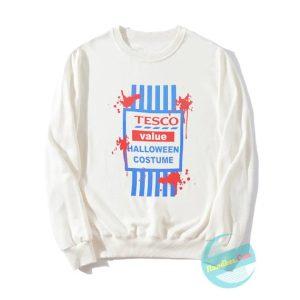 Tesco Value Halloween Blood Sweatshirts