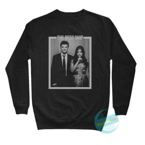 The Best Ship Ezria Sweatshirts