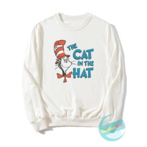 The Cat In The Hat Sweatshirts