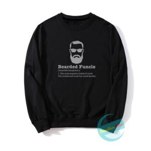 Bearded Funcle Sweatshirts