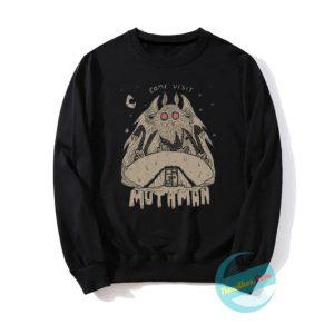Mothman of Point Sweatshirts