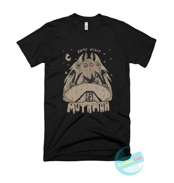Mothman of Point T Shirt