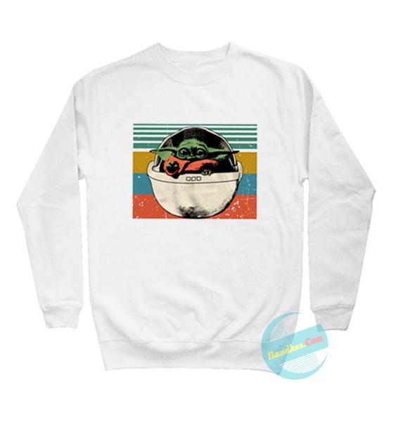 Baby Yoda Sweatshirts