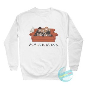 Friends Harry Potter Sweatshirts