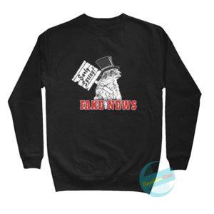 Funny Groundhog Day Sweatshirts