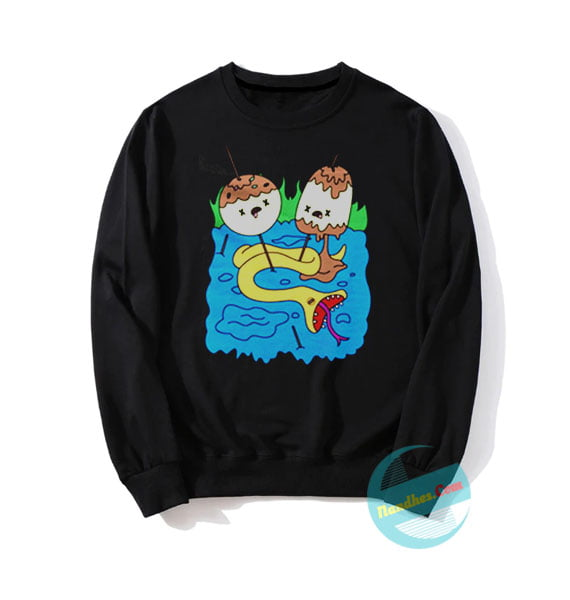 Princess Bubblegum's rock Sweatshirts