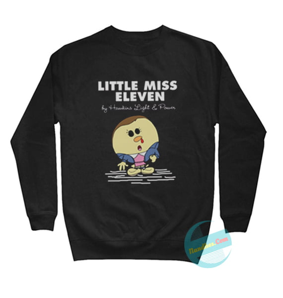 Stranger Things Little Miss Eleven Sweatshirts