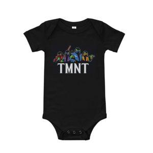 TMNT Mortal Kombat Baby Onesie