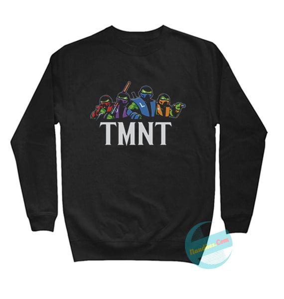 TMNT Mortal Kombat Sweatshirts